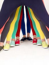 American Apparel COTTON SPANDEX JERSEY LEGGINGS 8328 YOGA GYM EXERCISE