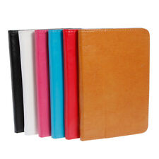 """7.85"""" Tablet PC Stylish Bound PU Leather Case Cover"""