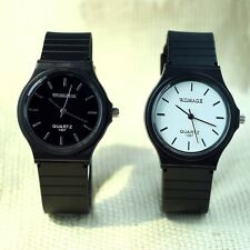 Silicone Watches Korean Fashion Latest Fashion Candy-Colored Women/Girls New