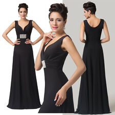 CHEAP SALE~ Women Bridesmaid Prom Dresses Evening Ball Gown Formal Party Gown