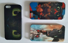 3D HOW TO TRAIN YOUR DRAGON 2 hard back case IPHONE 4 4S 5 5S & SAMSUNG S 3/4/5