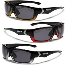 POLARIZED WRAP AROUND MEN SPORTS SUNGLASSES FISHING GOLF WATER DRIVING GLASSES