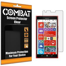 6X COMBAT HD Screen Protector Cover Shields Film For Nokia Lumia 1520