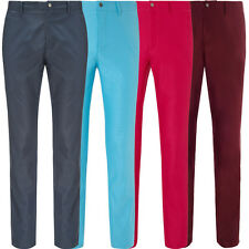 Callaway Golf 2015 Mens Corded Technical Trousers Performance Stretch Pant