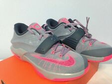 "NIKE KD 7  ""CALM BEFORE THE STORM"" KIDS SIZE 3.5y-7y GS 653996-060 KEVIN DURANT"