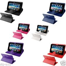 "High Quality Universal Leather Case Cover Stand For 7"" 8"" Inch Andriod Tablet PC"