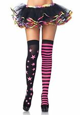 Leg Avenue 6319 Stars And Stripes Thigh Highs