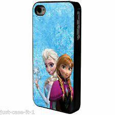 Elsa and Anna Frozen Phone Case/Cover UK STOCK. iPhone 4 4s 5 5s 6 5c s2 s5