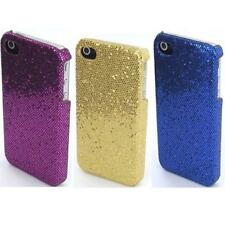 Bling Glitter Flakes Hard Case Cover for the Apple iPhone 4 4S