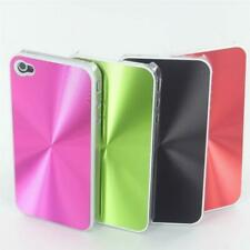 3D Metallic Effect Hard Case Cover for the Apple iPhone 4