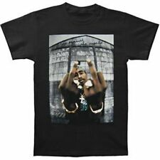 Tupac Shakur 2Pac Me Against The World Men's Black T-Shirt