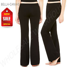Bella Women's Cotton Spandex Yoga Workout Fitness Pants M810