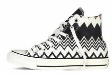 New CONVERSE X MISSONI Chuck Taylor All Star White Black HI Men Shoes 146754C