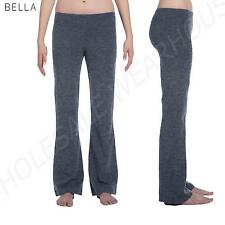 Bella Women's Cotton Spandex Yoga Workout Fitness Pant S-XL R810
