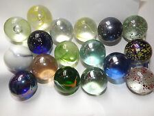 "COLLECTORS LARGE SHOOTER MARBLES 1½"" 35mm  ASSORTED COLOURS * YOU CHOOSE COLOURS"