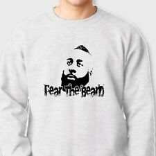 FEAR The BEARD Oklahoma City Thunders T-shirt James Harden Crew Neck Sweatshirt