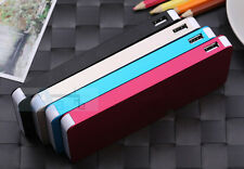 50000mAh Ultrathin Dual USB Power Bank External Battery Charger For iPhone4 5S 6