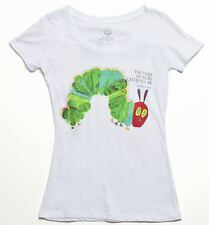 Out Of Print The Very Hungry Caterpillar Women's T-Shirt - White