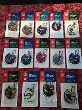 NFL Air Freshener - LOT OF 3 - Choose Your Team, Shape & Scent