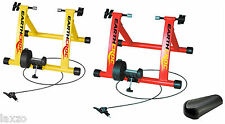 TURBO CYCLE BICYCLE TRAINER INDOOR CYCLING EXERCISE BIKE TRAINING + BLOCK RISER