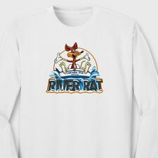RIVER RAT Rafting Clearwater River ID Water Sports Tubing Long Sleeve T-shirt