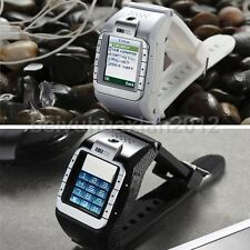 "1.4"" FM Wrist Watch Mobile Cell Phone with MP3 MP4 Camera Bluetooth Touch screen"