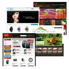 Kompletter Onlineshop inkl. TOP Keyword - Domain