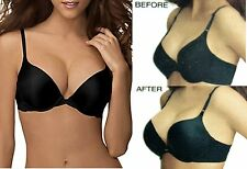 Maidenform Ultimate Miraculous 2X Extreme Push Up Bra Lace Wings 09169 09359
