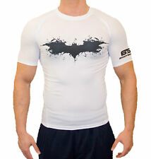 BodySkins DARK KNIGHT Compression Shirt Batman Alter Ego Under Armour