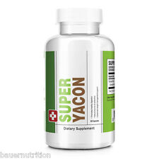 Super Yacon Premium Weight Loss Supplement 1000mg Capsules in Various Quantities