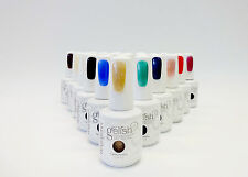 Harmony Hand & Nail Soak Off Gel Polish GELISH Assorted Colors 1437 -1605 .5oz