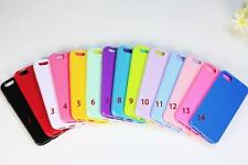 """Ultra Thin Soft TPU Case Skins Cover For iPhone 4 4s 5 5s  iPhone 6 (4.7"""")"""
