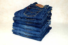 LEVIS 501 DENIM JEANS ORIGINAL W30 W31 W32 W33 W34 W36 W38 AUTHENTIC LEVI 501s