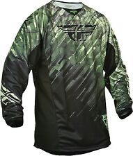 Fly Racing Patrol Camo Jersey Motocross Off-Road Dirt Riding MX/ATV/BMX/MTB