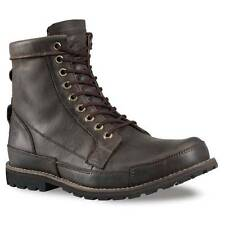 Timberland Earthkeepers 6in Leather Boots Dark Brown Mens