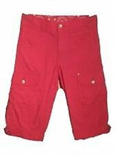 Girls Capri/Cropped Cotton Trouser Two Colours Ages 6yrs Thru 12yrs **NEW**