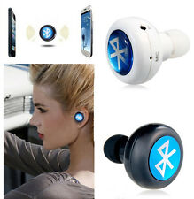 Bluetooth Earphones MiNi In-Ear Headphones Wireless Microphone Earpiece Cool US