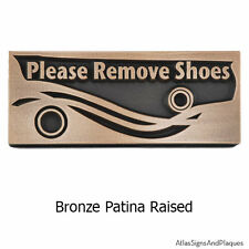 Swirls Remove Shoes/Plaque/Sign/Metal Coated/Custom/Home/House
