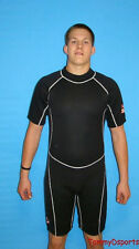 Wetsuit 3MM shorty Style size Small to 6X Plus Size HH04
