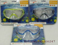 Speedo Dive Junior Ages 6-14 Swimming Diving Scuba Snorkeling Goggle Single Mask