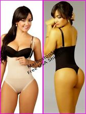 Vedette Lite Control Strapless Thong Slimming Shaper Control Suave Thermal J07