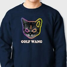 Golf Wang Cat OFWGKTA Tyler the Creator Odd Future Wolf Gang Crew Sweatshirt
