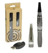 ATMOS DART PORTABLE VAPORIZER KIT JUICE OIL DRY LIQUID BEST CONCENTRATE 2 IN 1
