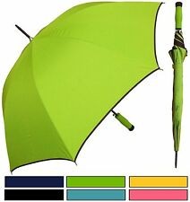 "New RainStoppers 46"" Auto-Open Umbrella w/Foam Handle - Free Priority Shipping"