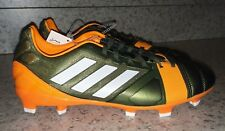 NEW Mens ADIDAS Nitrocharge 2.0 TRX FG Earth Green Soccer Cleats Boot 8 8.5 9.5