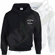 COCAINE AND CAVIAR HOODED TOP HOODIE BREAST LOGO YMCMB SWAG DOPE HIPSTER TUMBLR