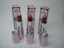 TOO FACED NIB LIP OF LUXURY FULL SIZE LIPSTICK YOU CHOOSE THE SHADE 3.5 G/.12 OZ
