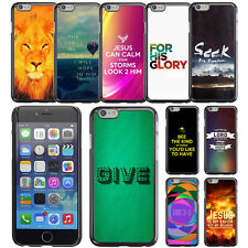"""Fashion Bible Verse Design Case Hard Cover For Apple iPhone 6 Plus 5.5"""" inch US"""