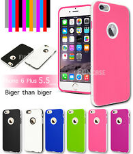 For iPhone 6 4.7'' Plus 5.5'' Rugged Rubber Matte UltraThin Soft Hard Case Cover