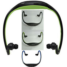 Sports Running Ear Hook Headphone MP3 Player Wireless Headset Loop